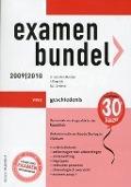 Bekijk details van Examenbundel vwo geschiedenis; 2009/2010