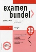 Bekijk details van Examenbundel vwo biologie; 2009/2010
