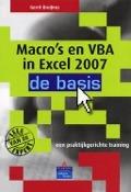 Bekijk details van Macro's en VBA in Excel 2007