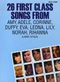 Bekijk details van 26 first class songs from Amy, Adele, Corinne, Duffy, Eva, Leona, Lily, Norah, Rihanna & many others