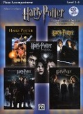 Bekijk details van Selections from Harry Potter; Piano accompaniment