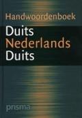 Bekijk details van Prisma handwoordenboek Duits-Nederlands, Nederlands Duits