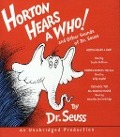 Bekijk details van Horton hears a who! and other sounds of Dr. Seuss