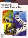 Bekijk details van In recital with jazz, blues, & rags; Book 3