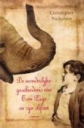Bekijk details van De wonderlijke geschiedenis van Tom Page en zijn olifant