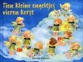 Bekijk details van Tien kleine engeltjes vieren kerst