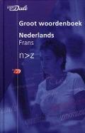 Bekijk details van Groot woordenboek Nederlands-Frans; N-Z