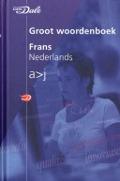 Bekijk details van Groot woordenboek Frans-Nederlands; A-J