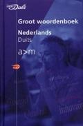 Bekijk details van Groot woordenboek Nederlands-Duits; A-M