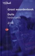 Bekijk details van Groot woordenboek Duits-Nederlands; A-K