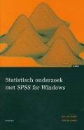Bekijk details van Statistisch onderzoek met SPSS for Windows
