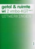 Bekijk details van Getal & ruimte; 2 vmbo-KGT dl. 1