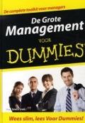 Bekijk details van De grote management voor dummies