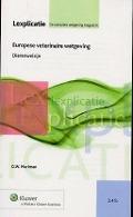 Bekijk details van Europese veterinaire wetgeving