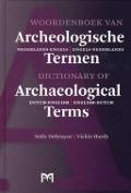 Bekijk details van Woordenboek van archeologische termen