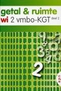 Bekijk details van Getal & ruimte; 2 vmbo-KGT dl. 2