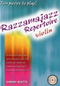 Bekijk details van Razzamajazz repertoire; Violin