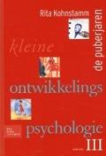 Bekijk details van Kleine ontwikkelingspsychologie; III