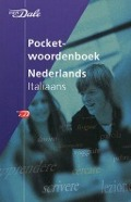 Bekijk details van Van Dale pocketwoordenboek Nederlands-Italiaans