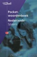 Bekijk details van Van Dale pocketwoordenboek Nederlands-Spaans