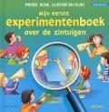 Bekijk details van Mijn eerste experimentenboek over de zintuigen