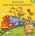 Bekijk details van Tuut! Tuut! Daar komt de puzzeltrein!