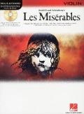Bekijk details van Les misérables; Violin