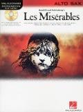 Bekijk details van Les misérables; Alto sax