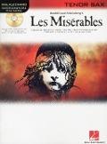 Bekijk details van Les misérables; Tenor sax