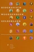 Bekijk details van Biografisch woordenboek Gelderland; Dl. 7