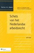 Bekijk details van Schets van het Nederlandse arbeidsrecht