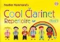 Bekijk details van Heather Hammond's cool clarinet repertoire; Student's book