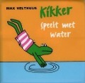 Bekijk details van Kikker speelt met water
