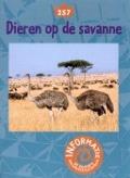 Bekijk details van Dieren op de savanne