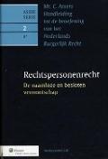 Bekijk details van Mr. C. Assers handleiding tot de beoefening van het Nederlands burgerlijk recht; Rechtspersonenrecht; Dl. II