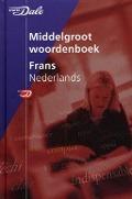 Bekijk details van Van Dale Middelgroot woordenboek Frans-Nederlands