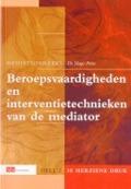 Bekijk details van Beroepsvaardigheden en interventietechnieken van de mediator
