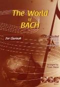 Bekijk details van The world of Bach; For clarinet