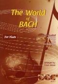 Bekijk details van The world of Bach; For flute