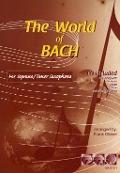 Bekijk details van The world of Bach; For soprano/tenor saxophone