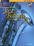 Bekijk details van Jazz ballads; Alto saxophone