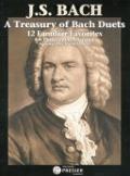 Bekijk details van A treasury of Bach duets