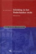 Bekijk details van Inleiding in het Nederlandse recht; [Inleiding]