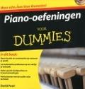 Bekijk details van Piano-oefeningen voor dummies
