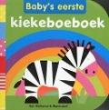 Bekijk details van Baby's eerste kiekeboeboek