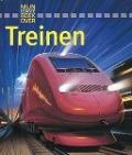 Bekijk details van Mijn eerste boek over treinen