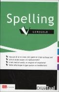 Bekijk details van Spelling geregeld