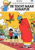 Bekijk details van De tocht naar Asnapije