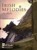 Bekijk details van Irish melodies; For violin