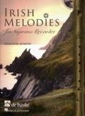 Bekijk details van Irish melodies; For soprano recorder